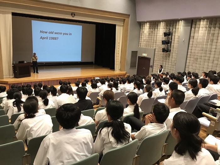 横浜市立南高校